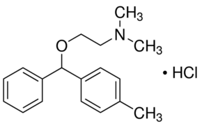 2-[(RS)-(4-Methylphenyl)phenylmethoxy]-N,N-dimethylethanamine hydrochloride