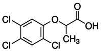 2-(2,4,5-Trichlorophenoxy)propionic acid