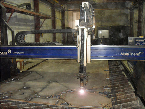 Precision CNC Plasma Cutting