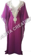 Eid special fancy style farasha kaftan jilbab dress