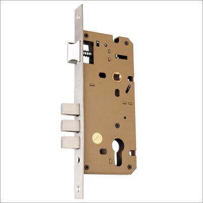 Brass Mortise Locks BODY (WCL3W)