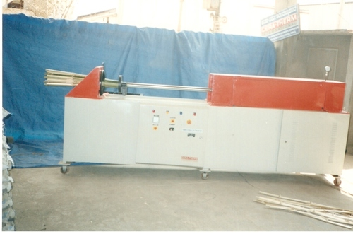 BAMBOO HYDRAULIC SPLITTING MACHINE