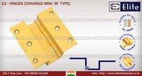 Premium Railway Type Hinges