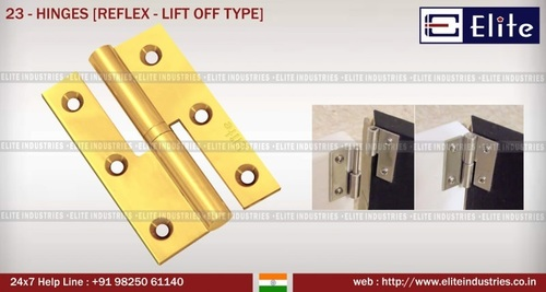 Hinges Reflex Lift Off Type
