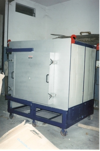 HIGH TEMPERATURE CHAMBERS