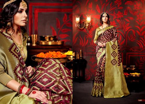 Kalyani Silk Saree