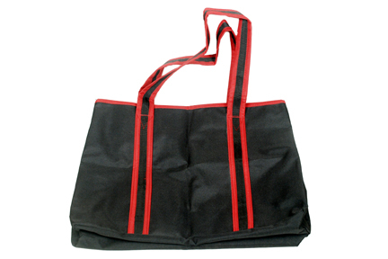 Big Bag Black Maroon