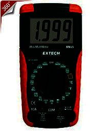 Digital Mini Multimeter