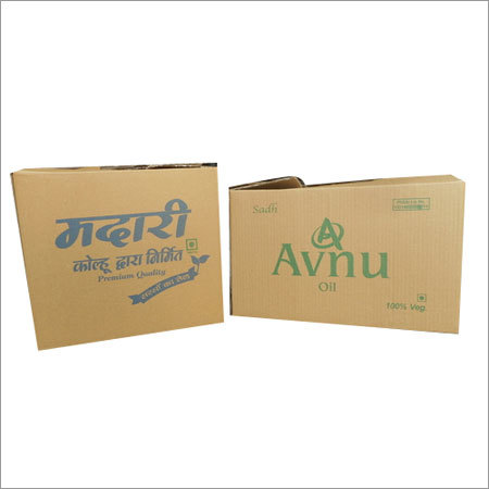 Printed Mono Cartons Box