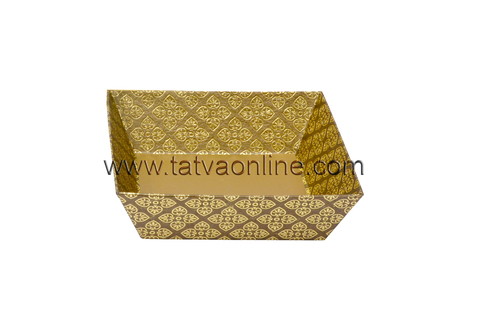 Medium Bronze Gold Tray
