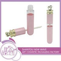 Plastic Empty Lipstick Lip Gloss Lip Brillent Tubes Cases Packaging