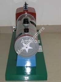 Model of Locomotive Boiler: