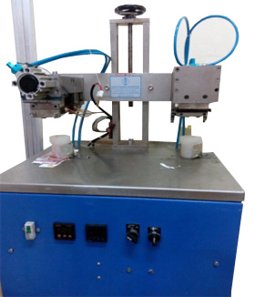 Tube Sealing and Coding Machine