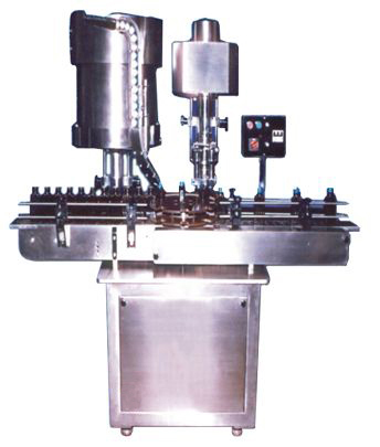 Automatic Ropp Cap Sealing Machine / Screw Capping Machine
