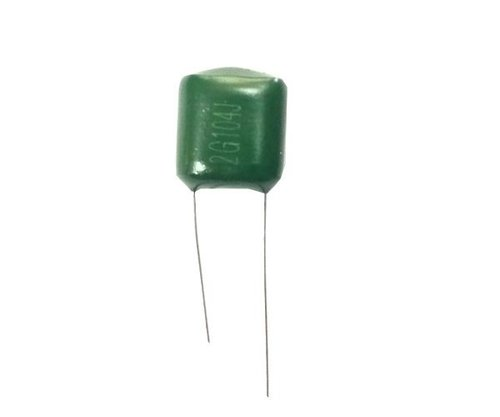 Plain Polyester Film Capacitors