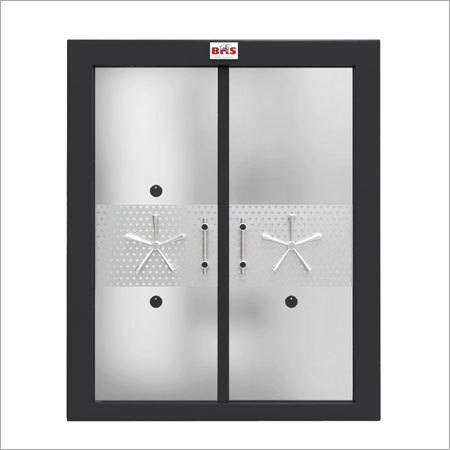 CUSTOMIZE DOUBLE DOOR STRONG ROOM DOOR