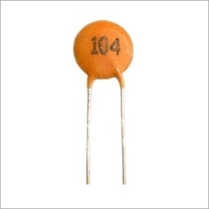 Semi Conductive Dielectric Ceramic Capacitor