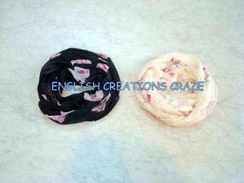 Silk Modal Scarves