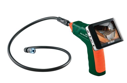 Wireless Video Borescope Inspection Cameras
