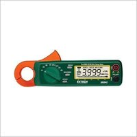 True RMS Mini Clamp Meter with 0.1mA Resolution