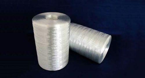 Texturied Fiberglass Yarn