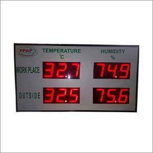 Temperature Humidity Monitor