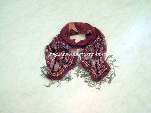 Silk Lycra Scarves