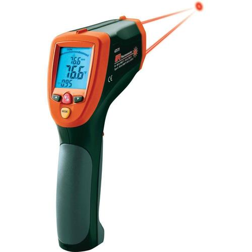 Dual Laser IR Thermometer with Alarm