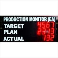LED Production Display Monitor