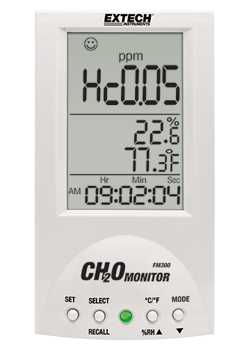Desktop Formaldehyde Monitor