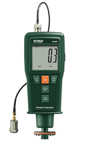 Vibration Meter Laser Combination Tachometer