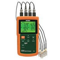 4-Channel Vibration Meter & Datalogger