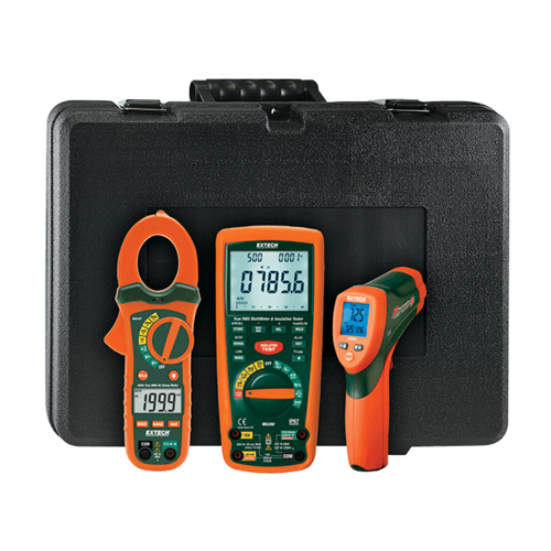 CAT IV Insulation Tester/MultiMeter Kit