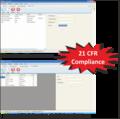 Software 21 CFR Compliance for HPLC Liquid Flow Meter