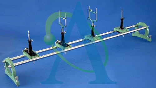 Optical Bench-Double Rod