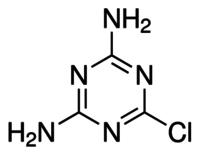 2-Chloro-4,6-diamino-1,3,5-triazine