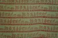 Khadi Hand Block Print Fabric