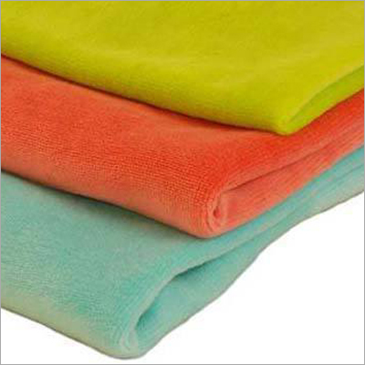 80% Cotton 20% Polyester Velour Fabric