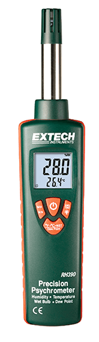 Professional Hygro Thermometer Psychrometers
