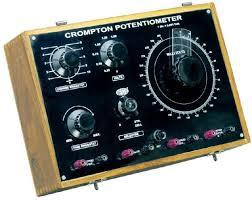Potentiometer Crompton