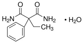 2-Ethyl-2-phenylmalonamide monohydrate