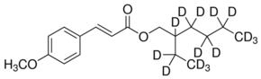 2-Ethyl-d5-hexyl-2,3,3,4,4,5,5,6,6,6-d10 4-methoxycinnamate