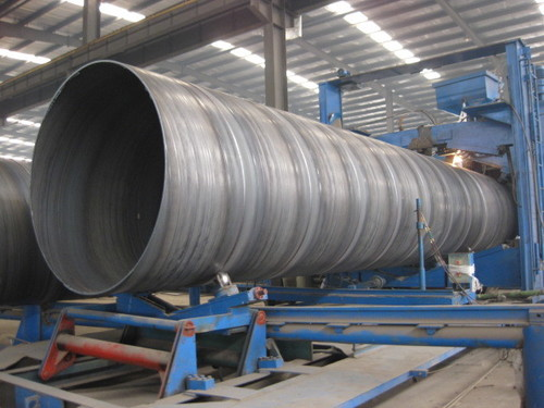 Spiral Pipe Testing Equipment