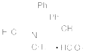 2-Ethylidene-1,5-dimethyl-3,3-diphenylpyrrolidine perchlorate