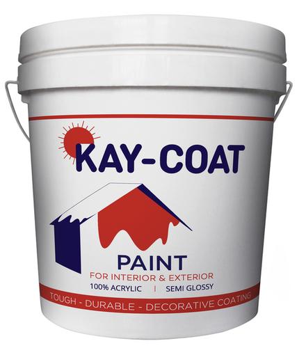 Acrylic Polymer Waterproofing Coating