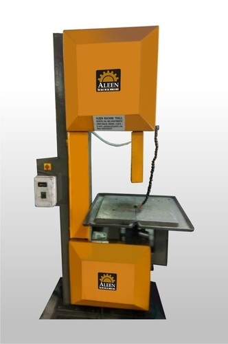 Vertical Semi Automatic Bandsaw Machine