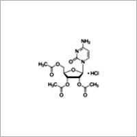 2′,3′,5′-Tri-O-acetylcytidine hydrochloride