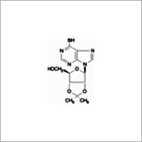 2′,3′-O-Isopropylidene-6-mercaptopurine riboside