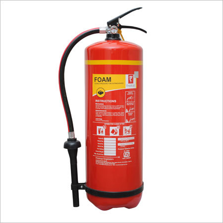 Industrial Foam Fire Extinguisher