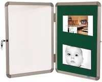 Acrylic Door Cover Notice Board